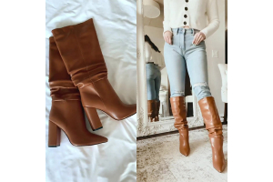 OOTD Outfit Inspiration-Unboxing to Try-On Boots
