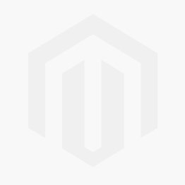 White Croc Embossed Pointed Toe Chunky Heel Knee High Boots