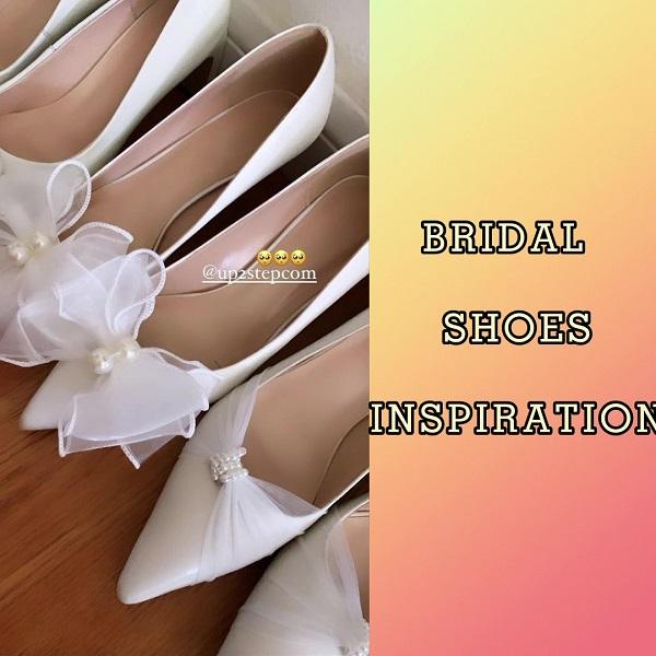 Wedding Shoes Ideas From Helene's Picks