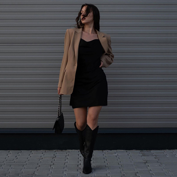 Cowboy Boots Outfits Trends